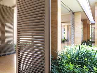 Exterior Shutters For Home Or Business Window Shutters La